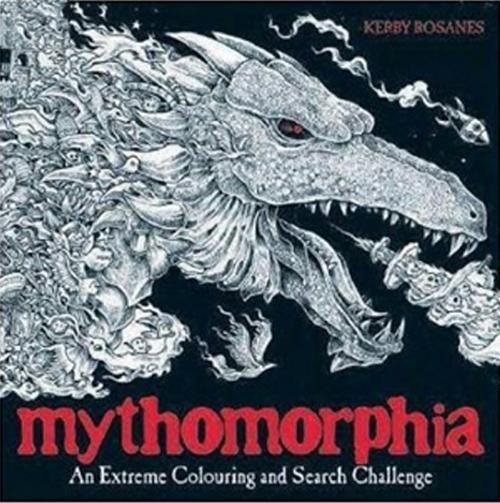 Mythomorphia-Kerby Rosanes