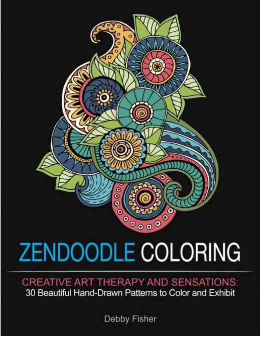 Zendoodle Coloring gratuitement dans votre panier du 20 avril