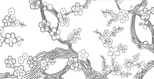 FreeVector-Cherry-Blossom-Vector