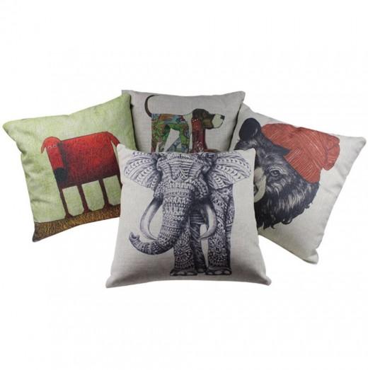 Pillowcase Elephant