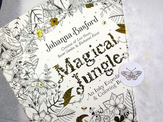 Gagnez Magical jungle par Johanna Basford