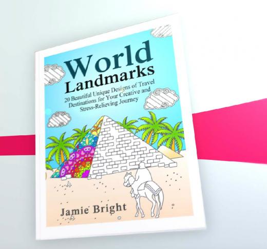 Aperçu vidéo Famous Landmarks par Jamie Brigh