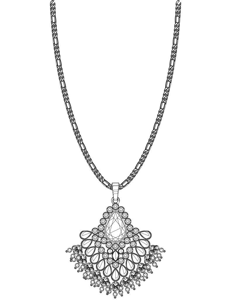 Collier Pendentif Diamant Gratuit 224 Imprimer Artherapie Ca