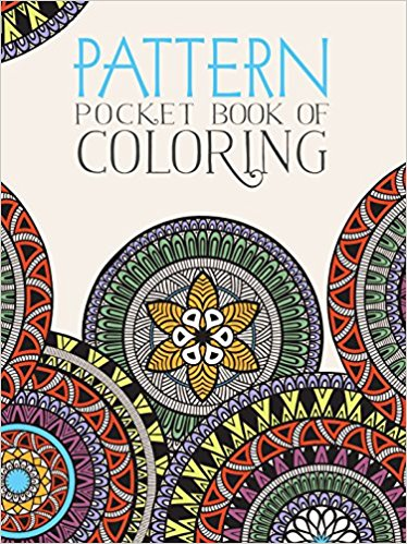Critique du livre Pattern pochet book of coloring