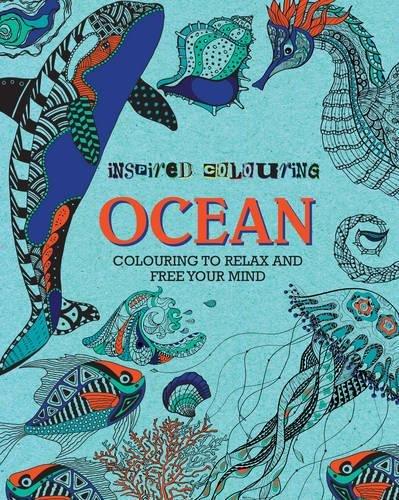 Critique du livre Inspired Coloring Ocean