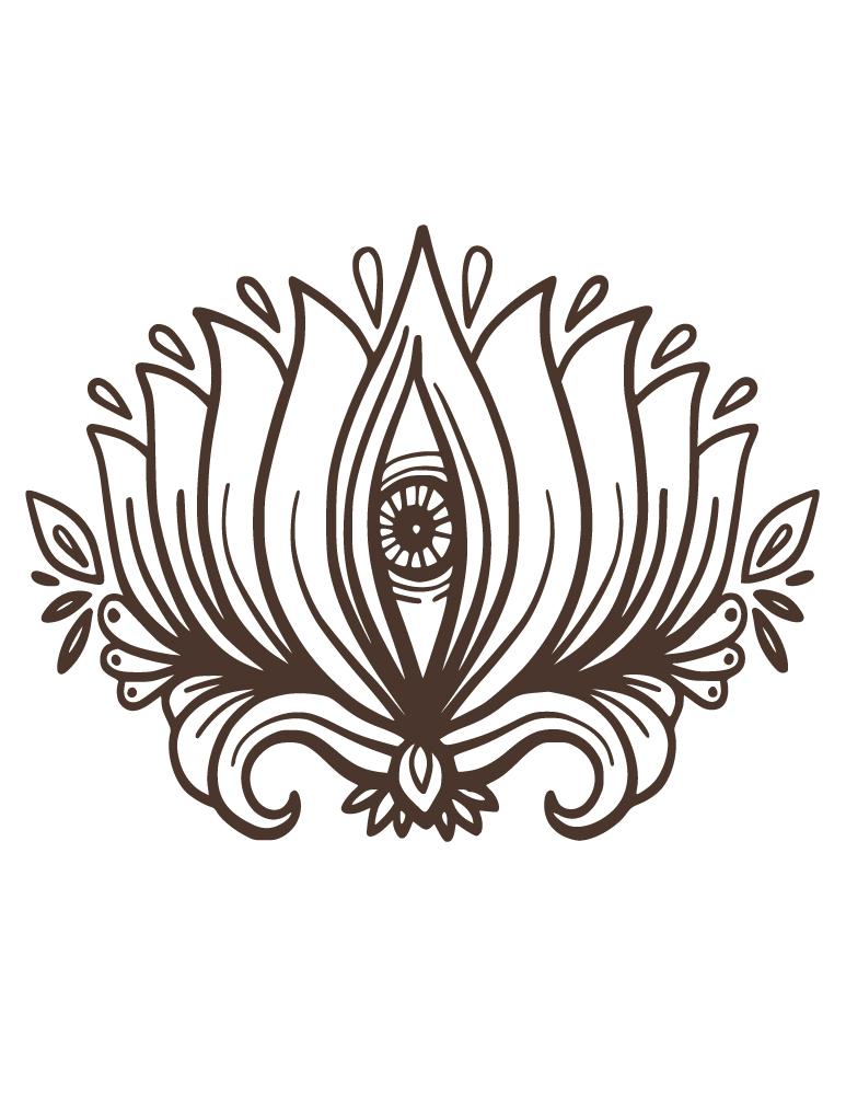 Top Tattoo henné fleur de lotus à dessiner gratuit - Artherapie.ca GR21