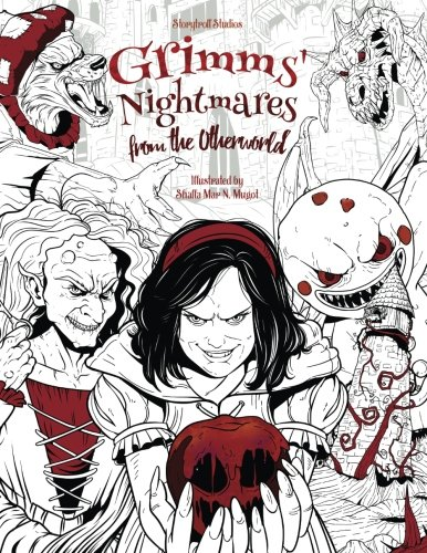 Critique du livre Grimm's Nightmares from the otherworld