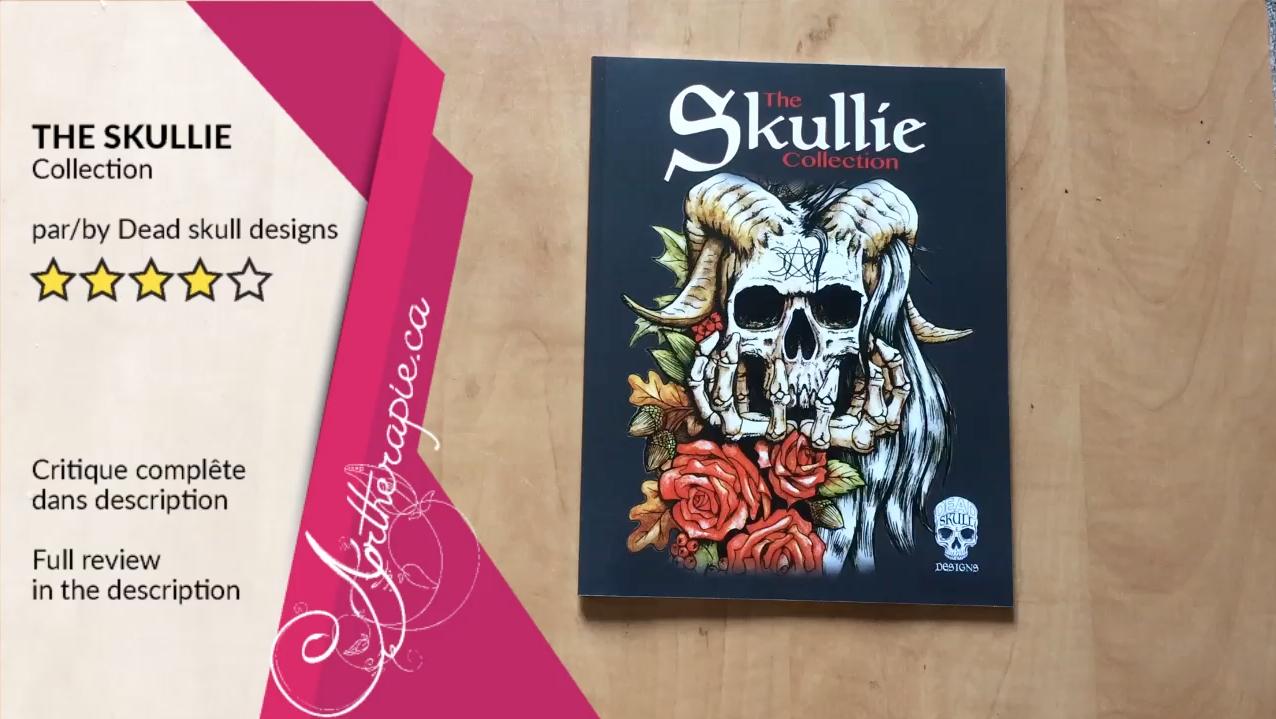 Critique du livre The Skullie Collection par Dead Skull Designs